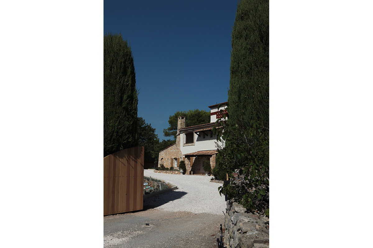 renovation project for villas in the french riviera
