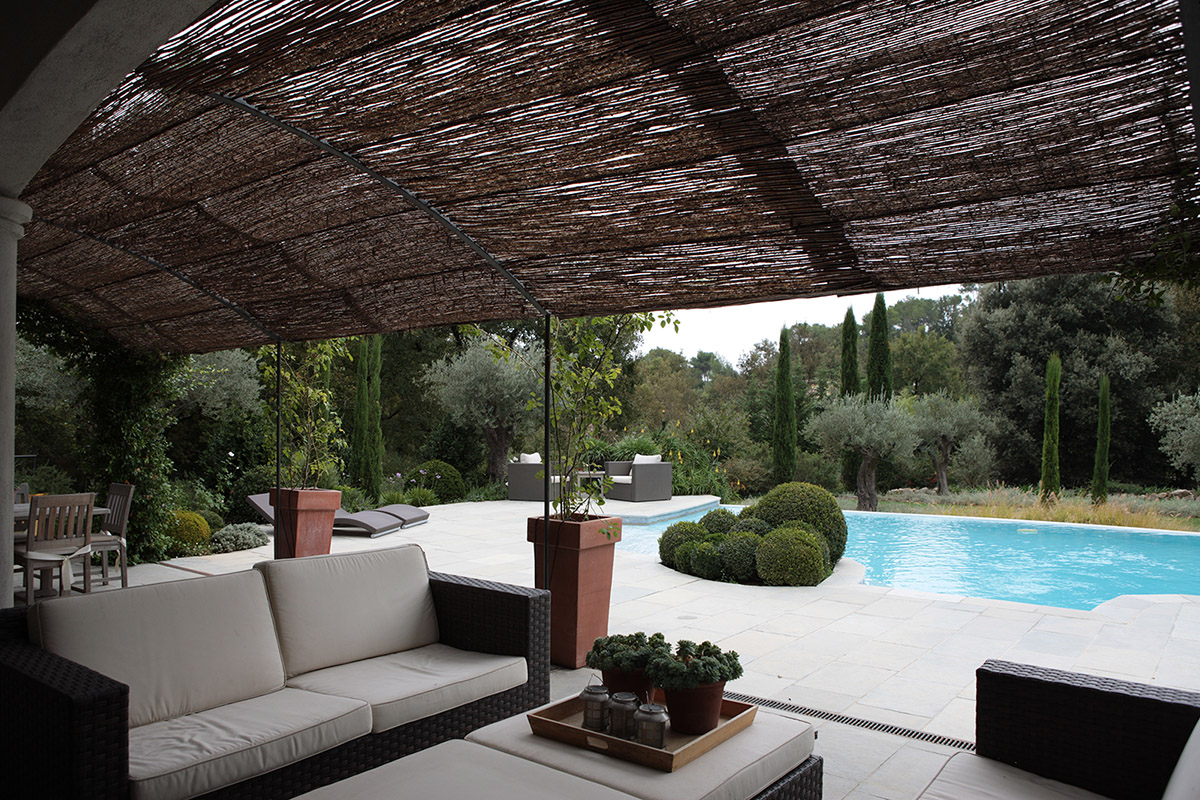 stunning design for swimming pool landscape project
