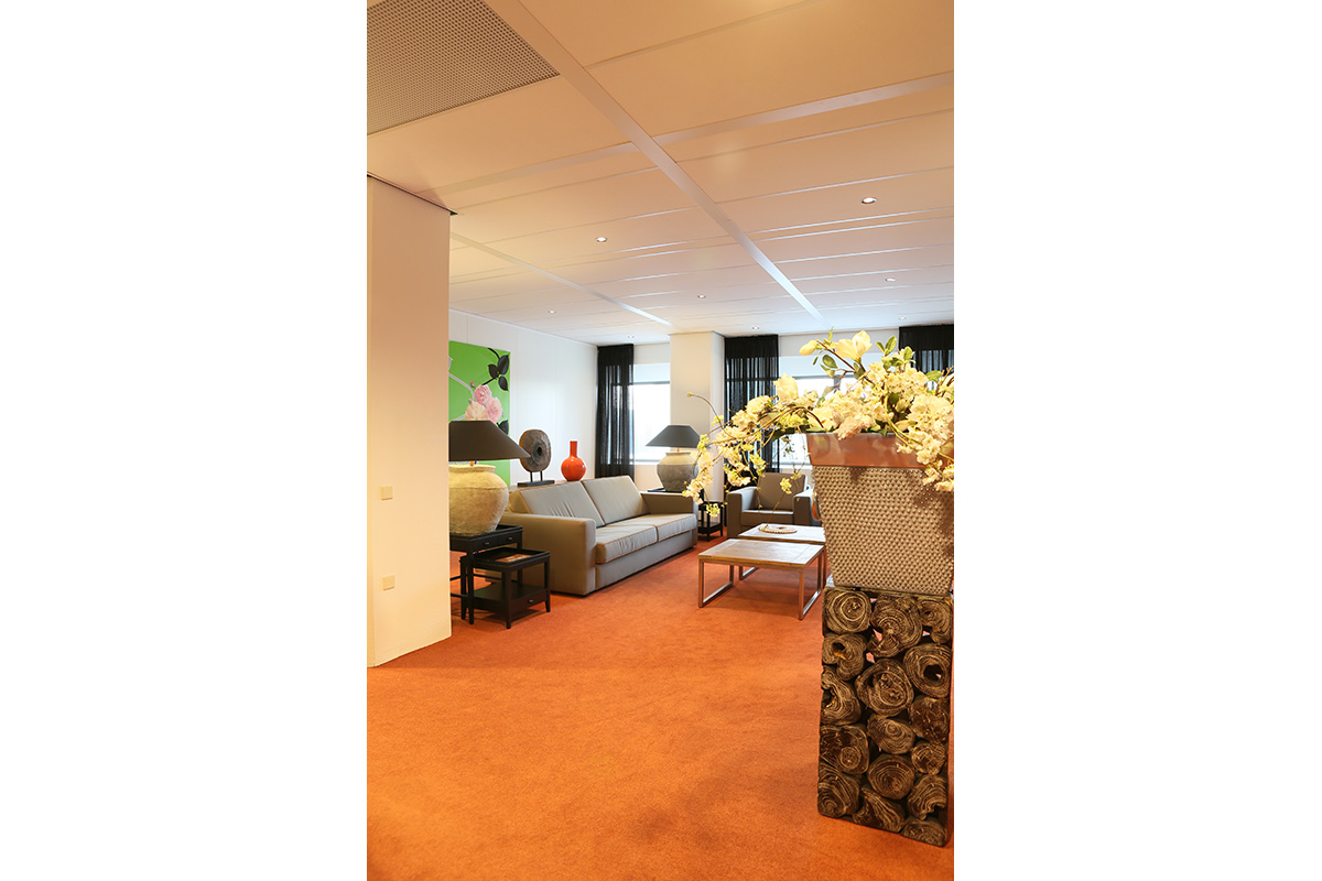 Large office interior design project