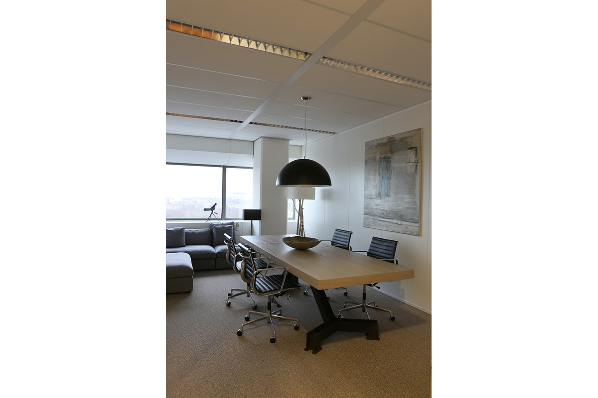 office interior design project for high building
