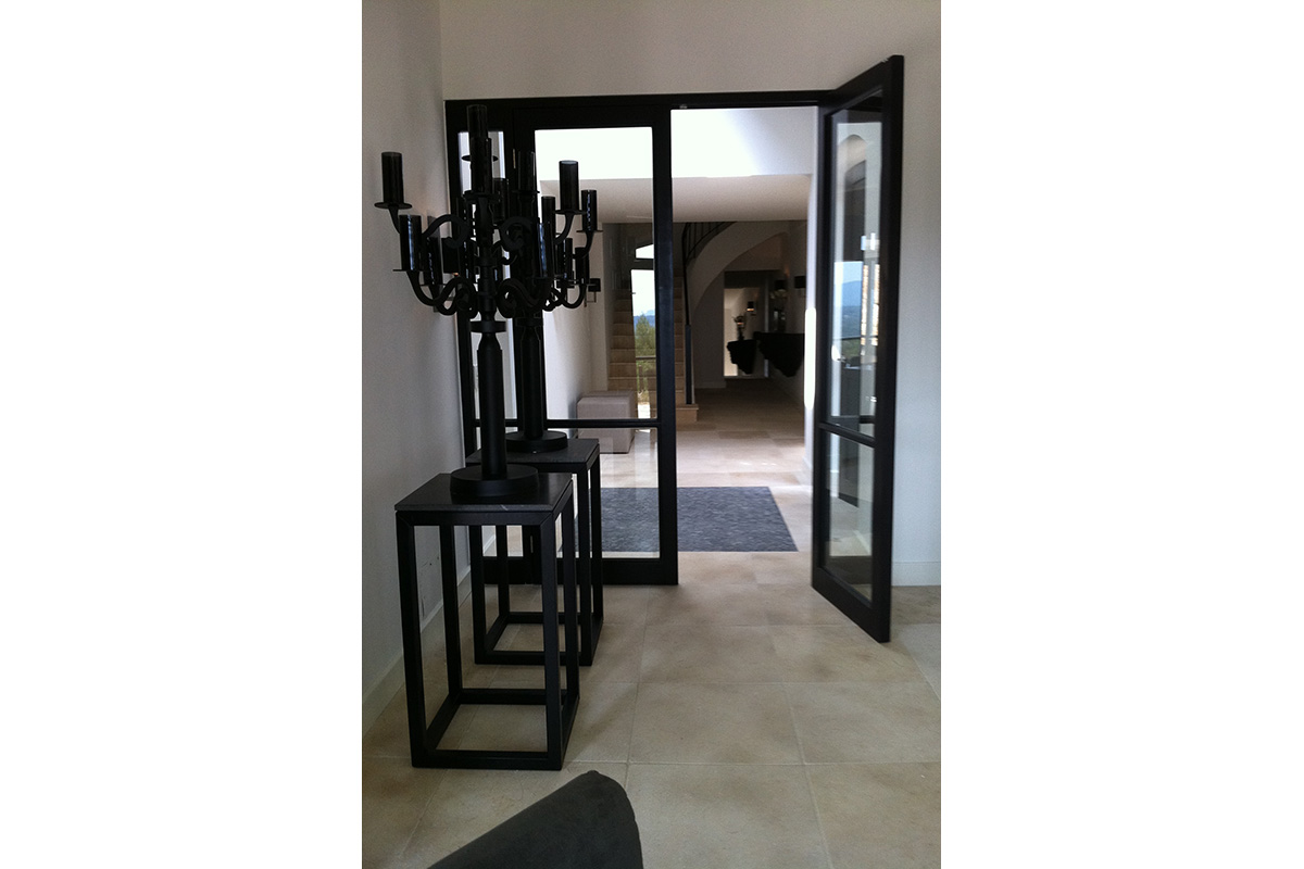 Modern architecture design for hallway