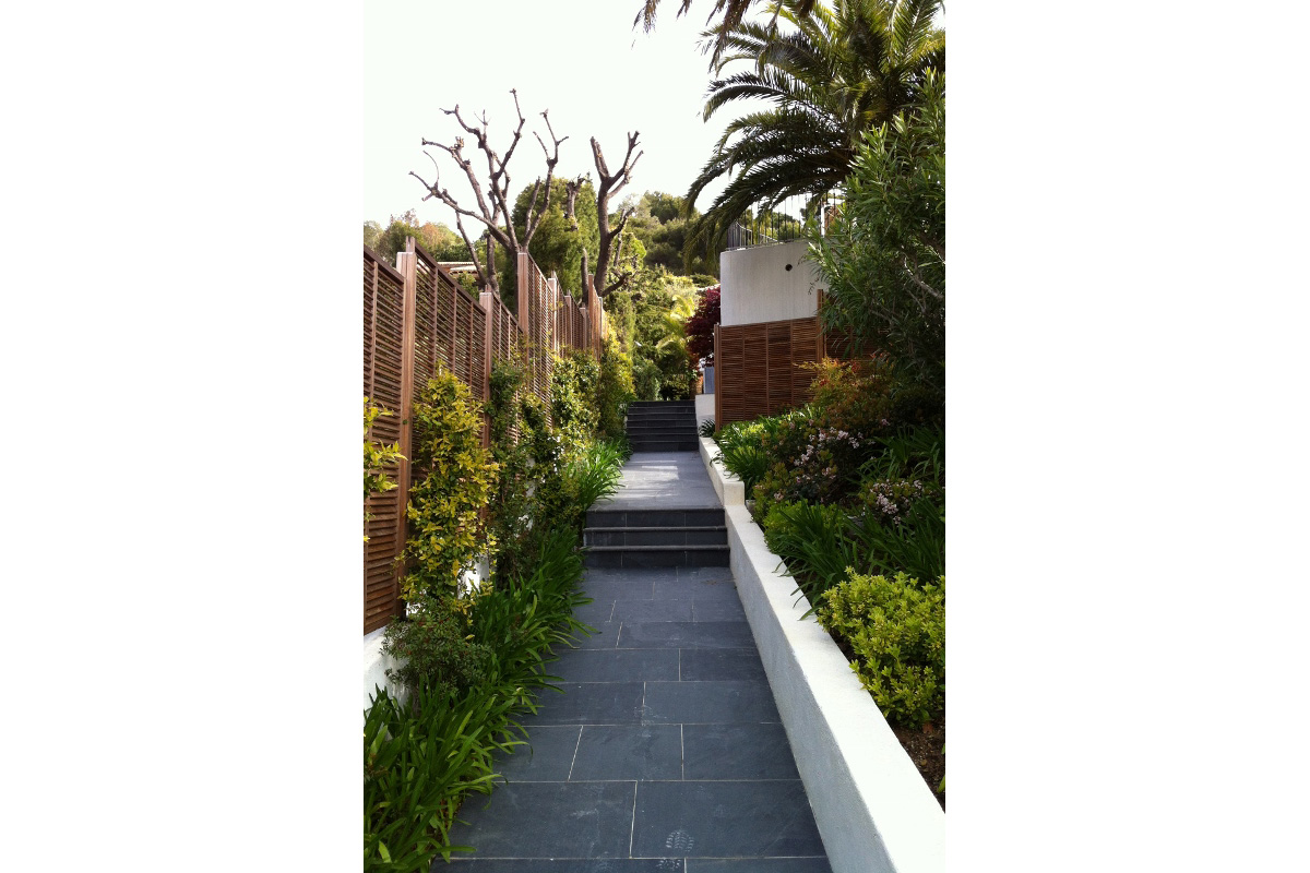 garden restyle project