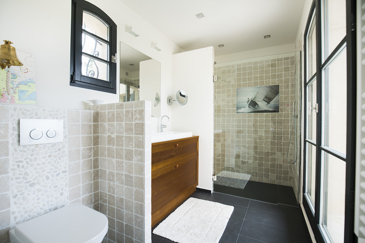 bathroom interior design project
