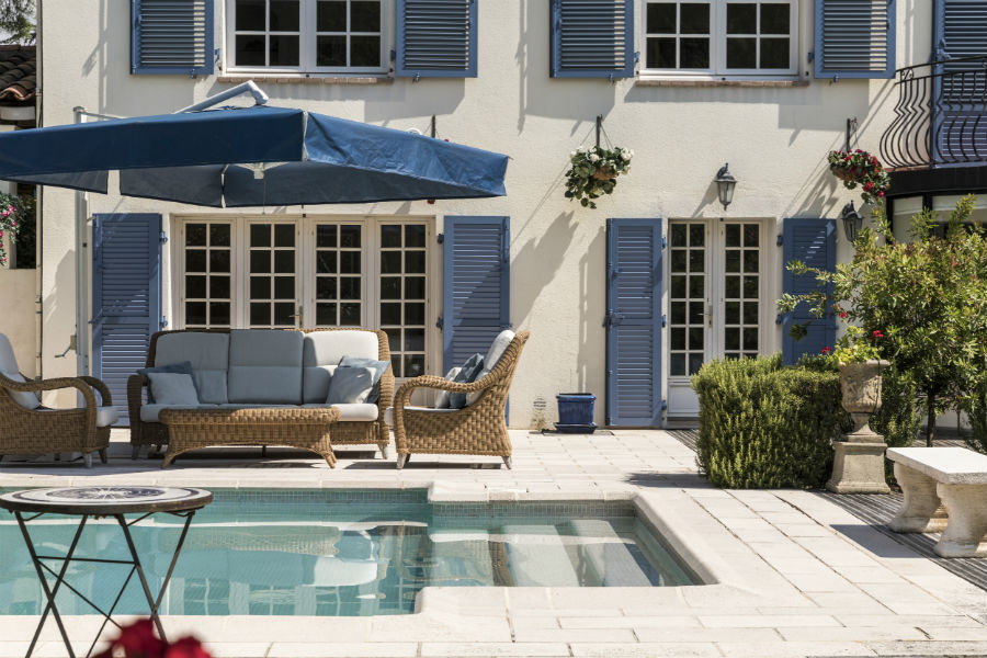 French Riviera Style Living