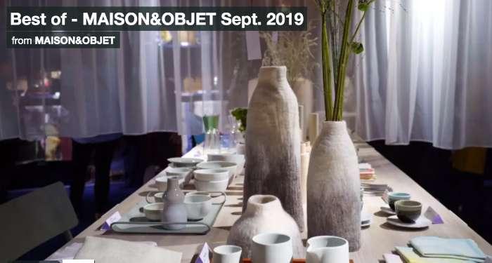 Maison et Objet Paris September 4-8