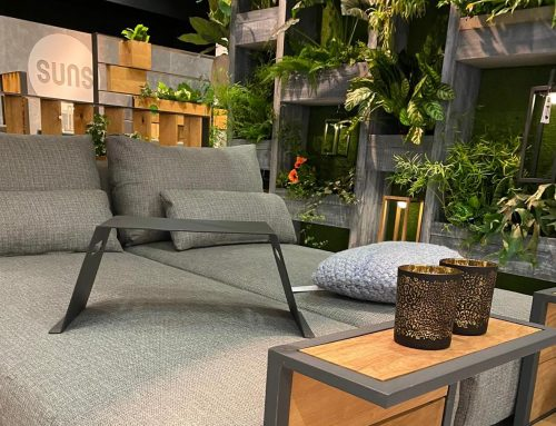 Freshly inspired at imm in Cologne